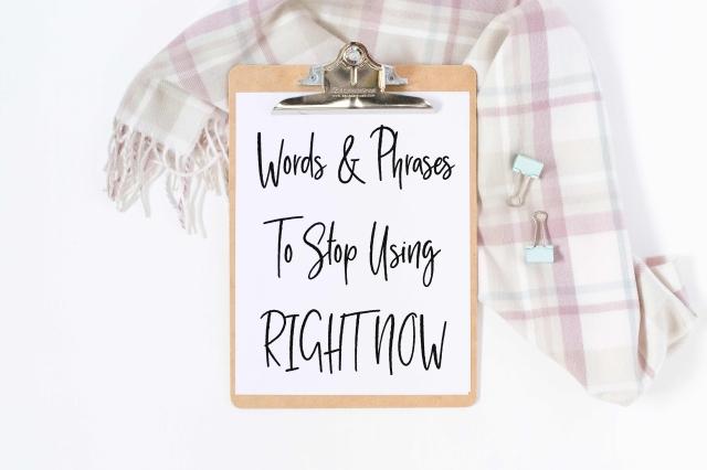WORDS&PHRASES